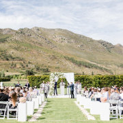 outdoor ceremony - Charm & Perfection Planning