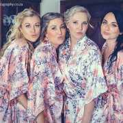 bridesmaids, bridesmaids, dressing gowns - Makeup & Hair by MB