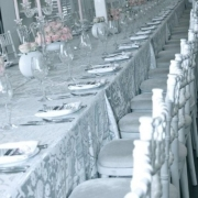 decor, table setting, wedding tablecloth, tablecloth - The Tablecloth Hiring Company