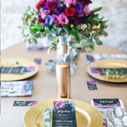 flowers, stationery - The Tablecloth Hiring Company