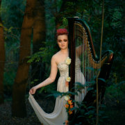 entertainment, forest, harp, music - Jude Harpstar