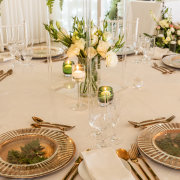table setting, table settings - Meander Manor