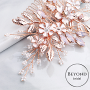 bridal hair accessories, hair accessories - Beyond Bridal Boutique