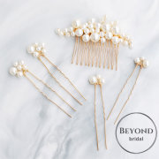 bridal accessories - Beyond Bridal Boutique