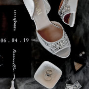 stationery, wedding shoes - Design Love