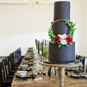 wedding cakes - The Polo Room