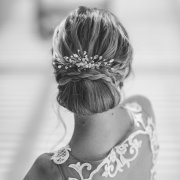 bridal hairstyle ideas, bridal hairstyles, wedding hairstyle ideas - True Reflection Hair and Makeup