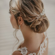 bridal hairstyles, wedding hairstyles, bridal hair style ideas - True Reflection Hair and Makeup