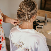 bridal hairstyles - True Reflection Hair and Makeup