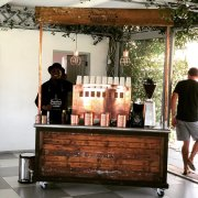 bar hire, bar services - The Magnificent Barista Boys