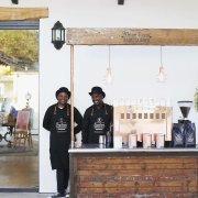 bar hire, bar services - The Magnificent Barista Boys