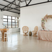 wedding furniture - THE VIEW at Infinity Studios