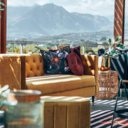 wedding furniture, wedding lounge pockets - Palm Event Hire