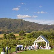 ceremony, mountain, venue