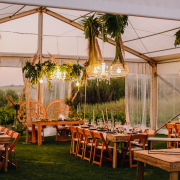 outdoor reception - Neo Venue Space
