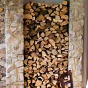fireplace - Brahman Hills