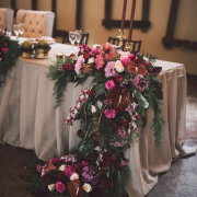 floral decor - Weddings By Francois