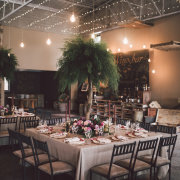 centrepieces, greenery - Weddings By Francois