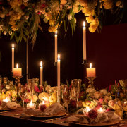 candles - Weddings By Francois