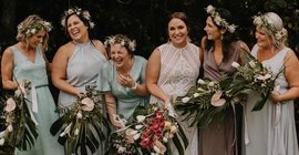 Chanelle Wright Bridesmaids Dresses