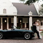 wedding cars, wedding transport - Nooitgedacht