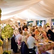 reception, tent venue, venue, wedding venue - Nooitgedacht