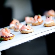 canapes, pre snacks, snacks - Nooitgedacht