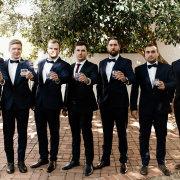 groom and groomsmen - Nooitgedacht