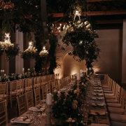 hanging decor, wedding decor - Nooitgedacht