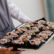 catering - Quoin Rock