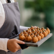 canapes, catering - Quoin Rock