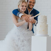 bride and groom, bride and groom, wedding cakes - Quoin Rock