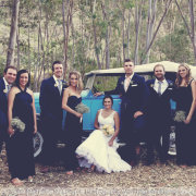 bridal party, photography
