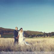 bride and groom, countryside - Marié Malherbe Makeup, Hair & Photography