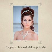 hairstyle, makeup