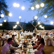 outdoor reception - Kuthaba Bush Lodge