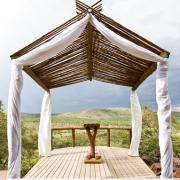 arch, mountain, venue, safari - Kuthaba Bush Lodge