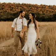 bride and groom, bride and groom, bride and groom - Kuthaba Bush Lodge