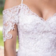 bridal accessories, lace wedding dresses - Geo Bridal