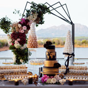 candy station, wedding cakes - Cavalli Estate