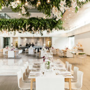 hanging decor, hanging greenery, naked bulbs - Cavalli Estate