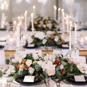 floral centrepieces - Cavalli Estate