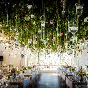 candles, hanging decor, hanging greenery - Cavalli Estate