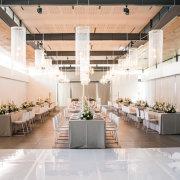 floral centrepieces, hanging decor - Cavalli Estate