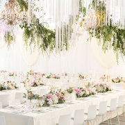 hanging decor, hanging greenery - Cavalli Estate