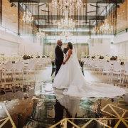 bride and groom, bride and groom, bride and groom, hanging decor - Cavalli Estate