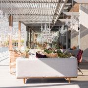 chandeliers, hanging decor, wedding furniture - Cavalli Estate