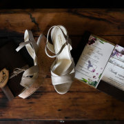 wedding shoes - Bianca Franz Photography