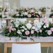 floral centrepieces - A Dream Come True Events