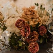 floral centrepieces - Aleit Weddings